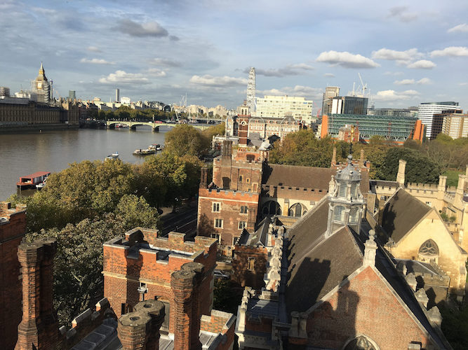 Vic Keegan's Lost London 84: The medieval tower of Lambeth