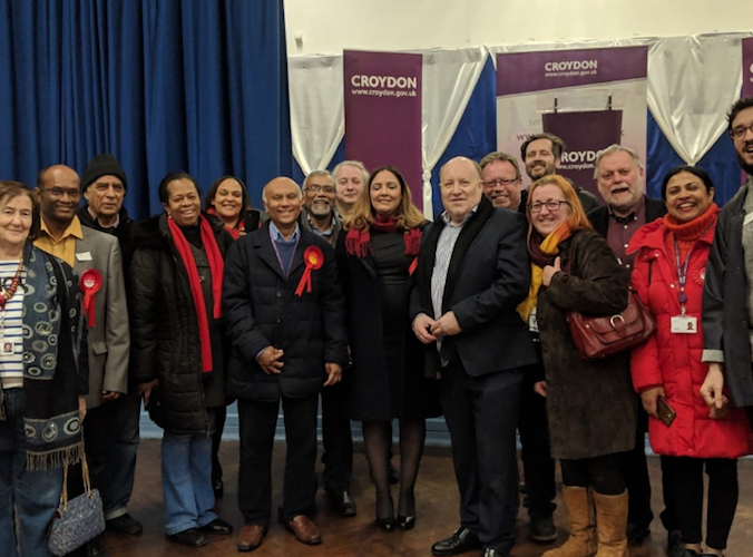 Croydon: Comfortable hold for Labour in Norbury & Pollards Hill by-election