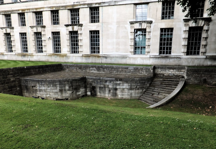 Vic Keegan's Lost London 85: Queen Mary's steps
