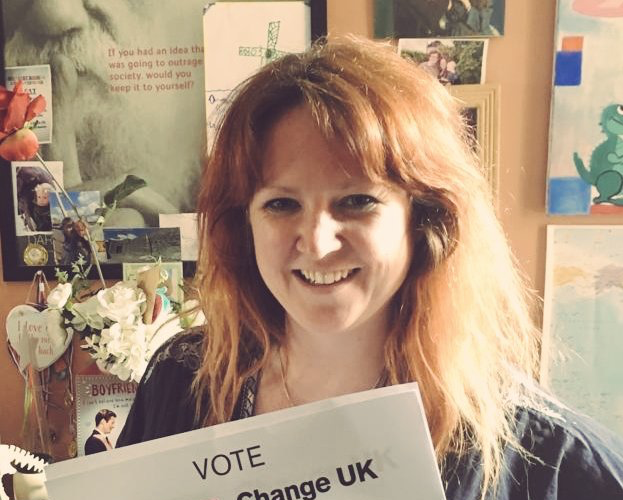 Nora Mulready: Change UK is offering pro-Remain London a new, pro-Remain politics