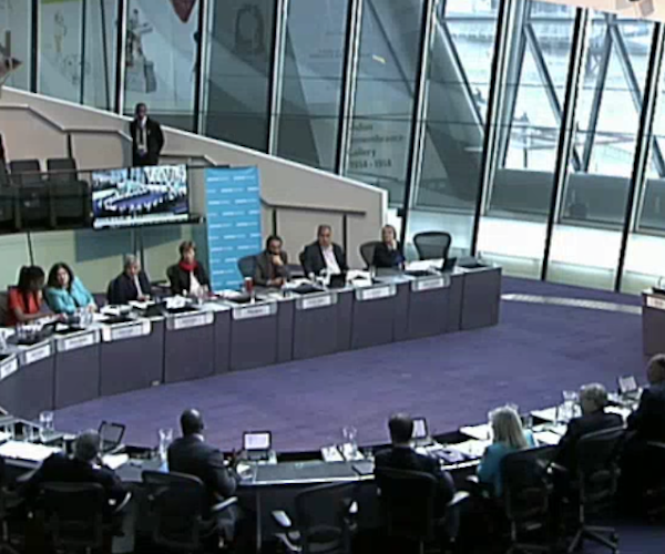 Mayor's Question Time: Housing, pollution, Hammersmith Bridge and conflict over strawberries and cream