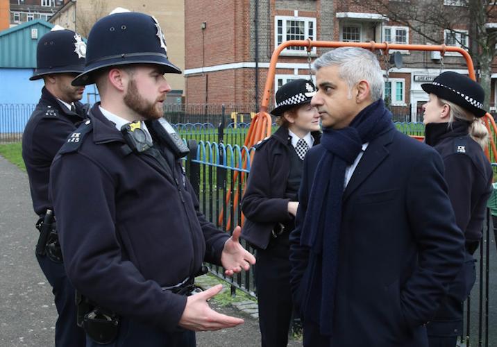 Tory criticisms of Sadiq Khan over knife crime aren't working. Why?