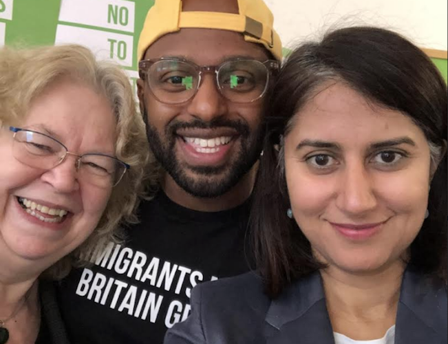 Gulnar Hasnain: A European vote for the Greens in London is a clear choice against both Brexit and climate change