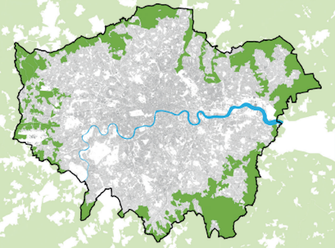 Richard Brown: Unbuckling the Green Belt wouldn't end London's housing shortage, but a sensible review of it would help