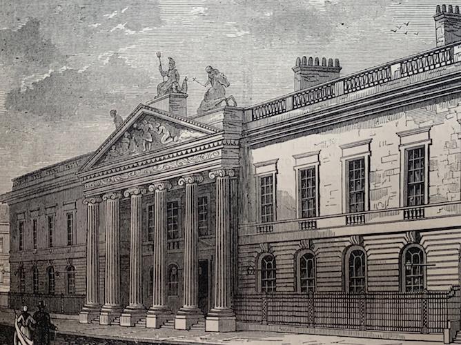 Vic Keegan's Lost London 93: The East India Company's Leadenhall Street home